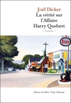 harry quebert, joel dicker, couverture
