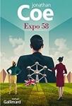 jonathan Coe, expo 58, couverture
