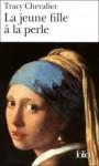 la jeune fille à la perle, tracy chevalier, vermeer, peinture, roman presque historique, (bad) romance,