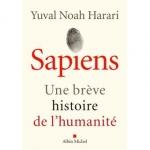 couverture, harari, yuval, sapiens