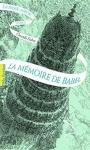 memoire babel, dabos, passe-miroir, T3, couverture